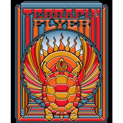 Terrapin Flyer - Grateful Dead Tribute